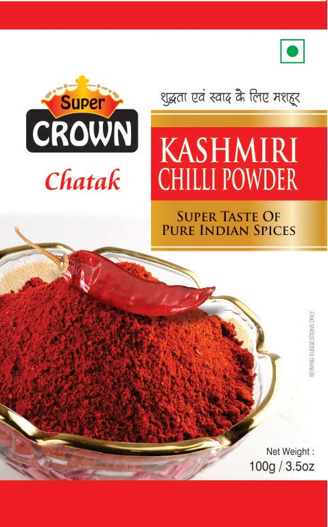 New Suraj Industries, Spices India, Spices, Masale, Crown